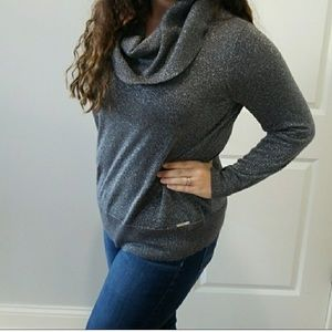 NWOT Michael Kors Cowl Neck Sweater